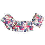 06 HappySwimmer - Zwembandjes voor peuters en kleuters met Flamingo print_