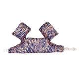 08 HappySwimmer - Zwembandjes voor peuters en kleuters met Zebra print_