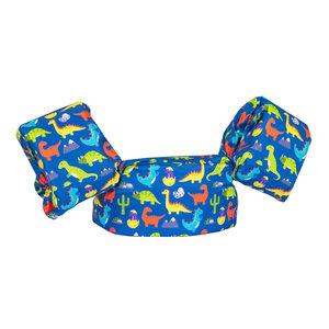 02 HappySwimmer - Zwembandjes voor peuters en kleuters met Dinosaurus print